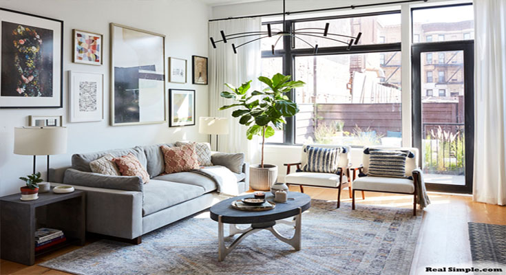 A Holistic Strategy to Living Area Furniture and Furnishings