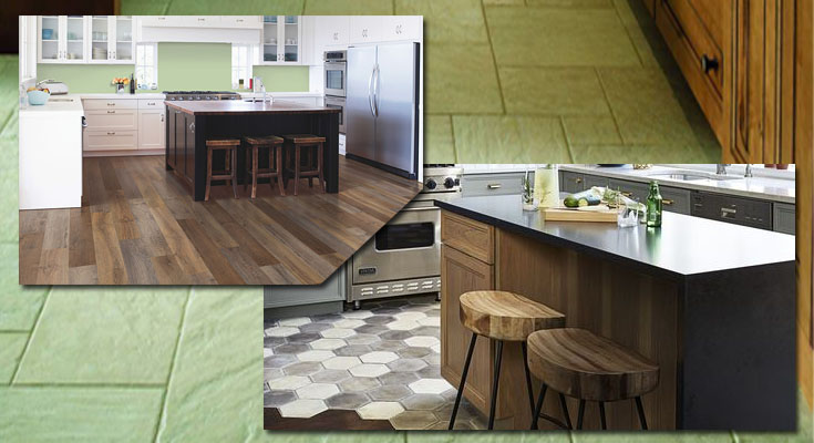 Deciding upon the ideal Sort of Kitchen Flooring