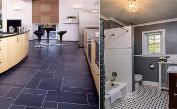 Deciding on Floor Tiling For your Kitchen Or Bathroom