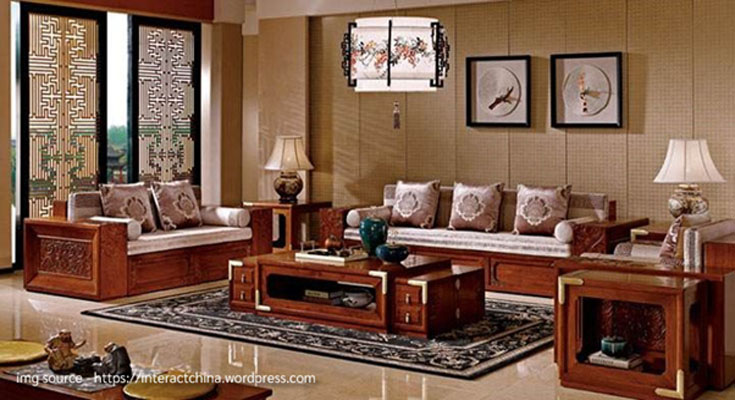 Chinese Antique Furniture For the Residence