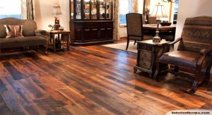 Antique Wood Floor: Reclaiming the Home Past