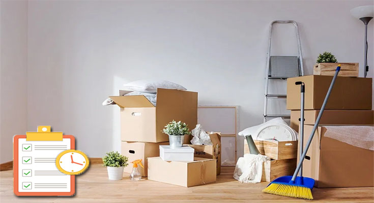 An easy Moving Home Checklist for Property Relocation