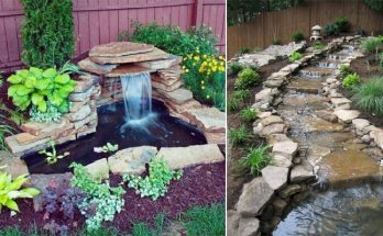 5 Water Garden Landscaping Ideas