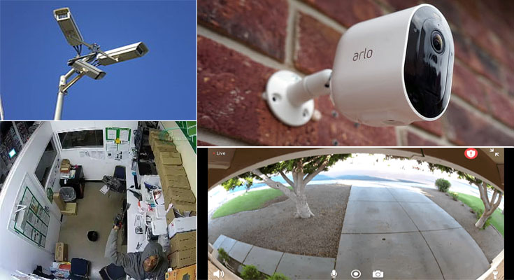 3 Techniques To Review Your Surveillance Footage