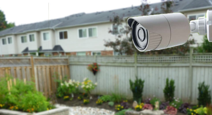 Adding Value for your Home Using a New Home Surveillance System